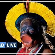 Amazonie: le chef Raoni espère une alliance autochtone contre Bolsonaro