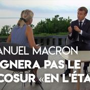 Emmanuel Macron nuance sa position sur le Mercosur