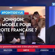 Johnson: un modèle pour la droite française?