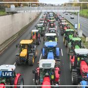 Agribashing, prix bas... les agriculteurs manifestent à Paris