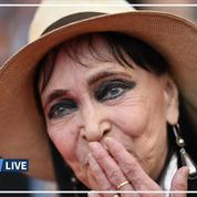 L'actrice Anna Karina est décédée des suites d'un cancer à 79 ans