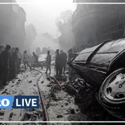 «Ils ont commencé à crier et à pleurer»: un survivant raconte le crash survenu au Pakistan