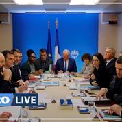 Coronavirus: Olivier Véran annonce l'interdiction des «rassemblements de plus de 5000 personnes en milieu confiné»