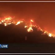 États-Unis: Los Angeles frappée par de terribles incendies