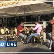 Réouverture des cafés et restaurants à Lille: des clients contents et des gérants prudents