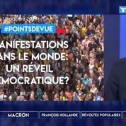 Manifestations dans le monde: un réveil démocratique?