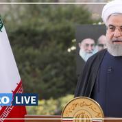 L'Iran accuse les États-Unis de rater une «opportunité historique» de lever leurs sanctions économiques