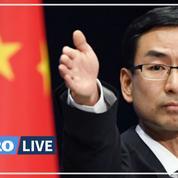 La Chine offre 30 millions de dollars en plus à l'OMS