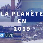 Feux de forêts, inondations, séismes... ce qui a marqué la planète en 2019