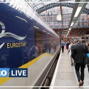 Brexit: le départ symbolique du dernier Eurostar