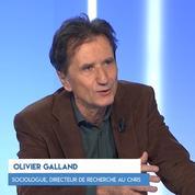 Olivier Galland: « Sur l'âge pivot, il y a un jeu de posture »