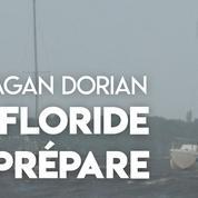 Dorian : la Floride se prépare à l'arrivée de l'ouragan rétrogradé en catégorie 2