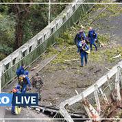 Mirepoix-sur-Tarn: les images du pont effondré