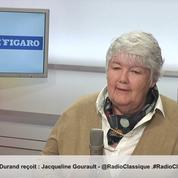 Jacqueline Gourault est l'invitée de la matinale Radio Classique - Le Figaro