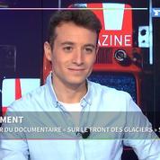 Hugo Clément : «La disparition des glaciers serait catastrophique pour la France»