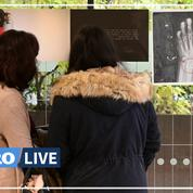 Violences conjugales: des radiographies de victimes exposées à Milan
