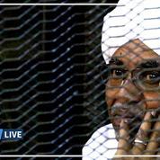 L'ex président soudanais, Omar el-Béchir condamné à deux ans pour corruption