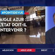Aigle Azur : l'État doit-il intervenir ?