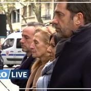 Attentats du 13 Novembre: le recueillement au Stade de France