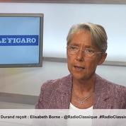 Colère des routiers : «L'objectif n'est pas de mettre le secteur en difficulté» affirme Elisabeth Borne