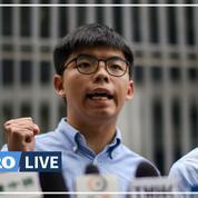 Hongkong: l'opposant Joshua Wong ne pourra pas se présenter