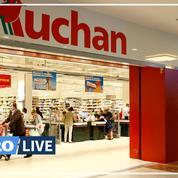 Auchan est-il le nouveau malade de la grande distribution?