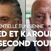 Présidentielle en Tunisie : Kais Saied et Nabil Karoui s'affronteront au 2nd tour
