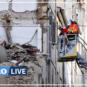 Immeubles effondrés: un an après, les Marseillais ne décolèrent pas