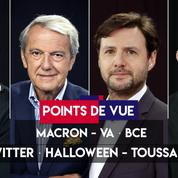 Points de vue du 31 octobre 2019