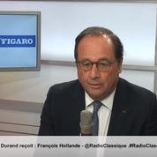 François Hollande voterait pour Hidalgo s'il était parisien car elle a été «courageuse»