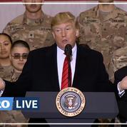 Afghanistan: «Les talibans veulent passer un marché», annonce Trump