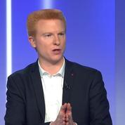 Adrien Quatennens: «Marine Le Pen est l'assurance vie du système»