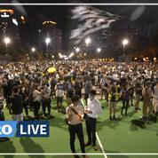 Hongkong: une foule immense pour commémorer Tiananmen