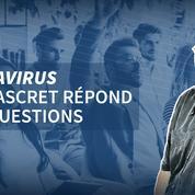 Dr Mascret répond: à partir de quel seuil de contamination, la population peut-elle être protégée du Covid-19?