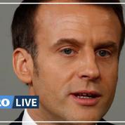 Handicap: le 360, numéro d'appel unique, expliqué par Emmanuel Macron