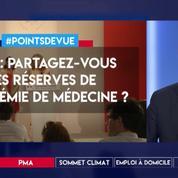 PMA : partagez-vous les réserves de l'Académie de médecine ?