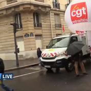 Retraités: Revivez la manifestation à Paris