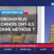 Coronavirus: les Chinois ont-ils la bonne méthode?