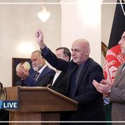 Afghanistan: Ashraf Ghani obtient la majorité absolue à la présidentielle