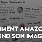 Comment Amazon récompense ses salariés qui font son éloge sur Twitter