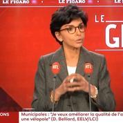 Rachida Dati souhaite instaurer un «chèque Paris d'avenir» de 1200 euros par an