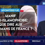 Manif anti-islamophobie : que dire aux musulmans de France ?
