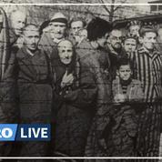 Auschwitz-Birkenau: les images d'archives de la libération du camp