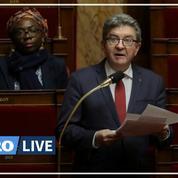 Coronavirus: «Fermer les frontières est une garantie supplémentaire» (Jean-Luc Mélenchon)