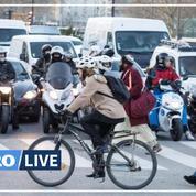 Avec les grèves, de plus en plus de Parisiens se convertissent au vélo