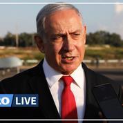 «Je veux féliciter le président Trump» déclare Benjamin Netanyahou