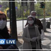 Coronavirus: à Milan, le port du masque est désormais obligatoire