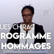 Deuil national, Invalides et Corrèze : le programme des hommages à Jacques Chirac