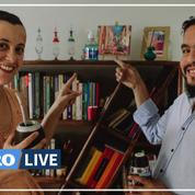 Argentine: malgré le confinement, un jeune couple se marie en visioconférence