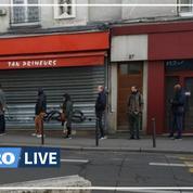 Coronavirus: obligés de fermer, les restaurateurs tentent de s'organiser à Paris
